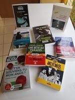 les nouveautés littéraires vous attendent à la bibliothèque!