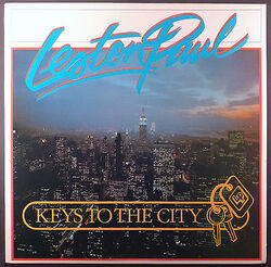 Leston Paul - Keys To The City - Complete LP