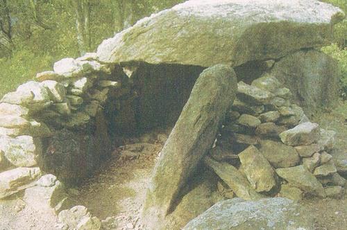 Des dolmens dans les Pyrénées-Orientales
