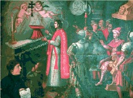 Miracle Eucharistique Espagne Caravaca de la Cruz 1231