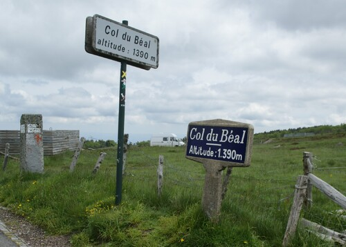 lRandonnée..le Col du Béal..17 kms