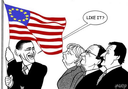 Des mauvaises nouvelles de l'Europe