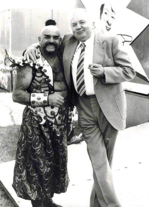 Jean Richard, le cirque des vedettes : Tarass BOULBA