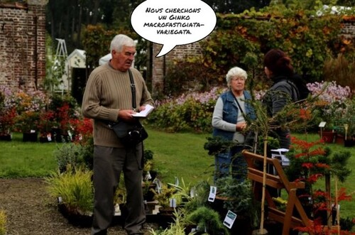 Jardin Jardinier : En hommage à Yves Pitau