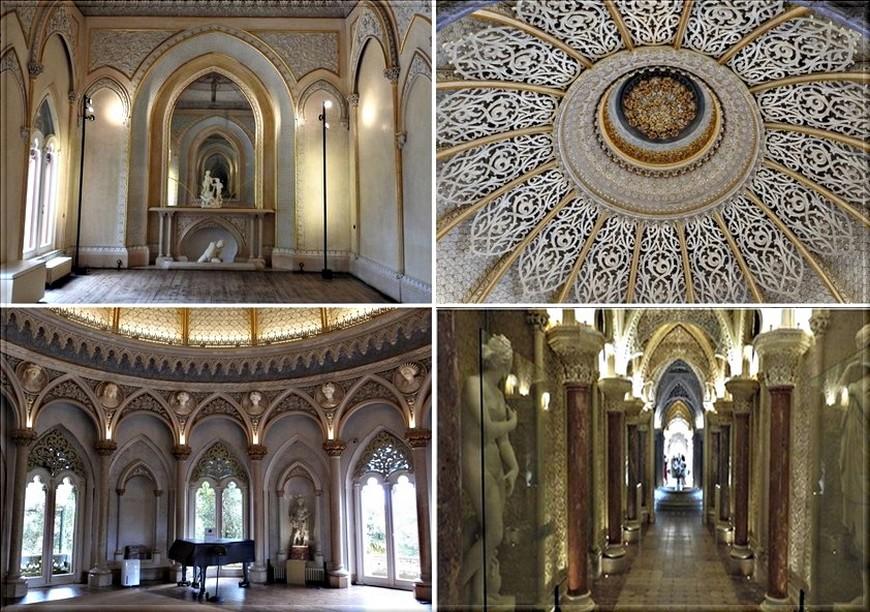 Sintra suite (2) Palais  de Monserrate