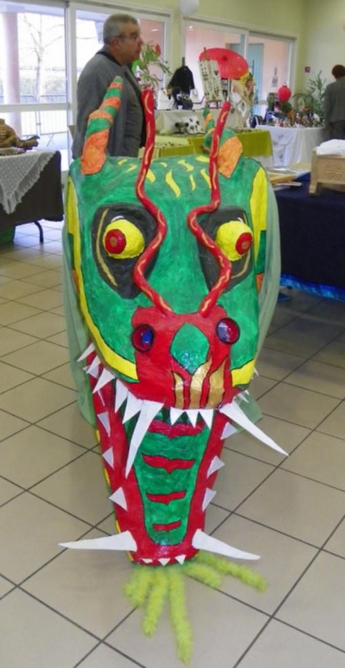 Marché créatif à Brens 2014