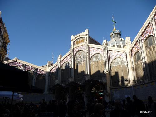 Valencia, le marché couvert