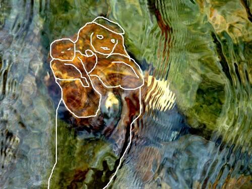 Formes mystérieuses dans la nature