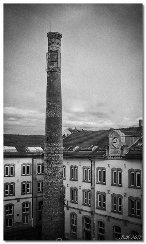 L'usine  (II)