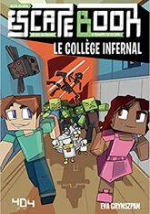 Escape book - Le collège infernal
