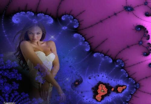 Fractal's Erotics  avec Irene