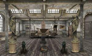 Jouer à Abandoned medieval palace escape 2
