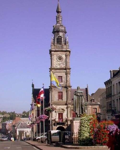 Le grand Almanach de la France : Cloches communales
