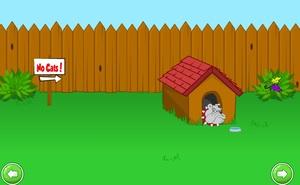 Jouer à Toon escape - Backyard