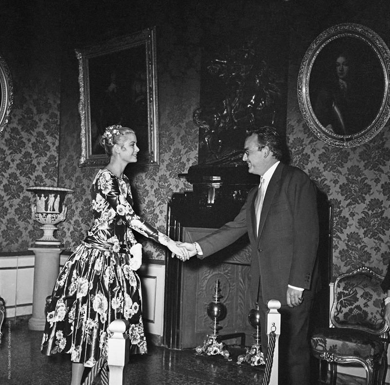 """Expo """"Monaco, 6 mai 1955. Histoire d'une rencontre"""""""