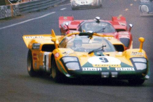 Ferrari 512 S & 512 M
