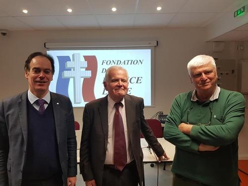 *Le ralliement de la Nouvelle-Calédonie à la France Libre : conférence de François Broche