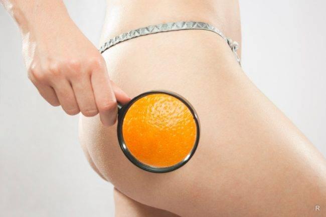 Как сделать средство от целлюлита из апельсиновой корки