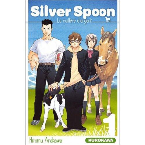 Silver Spoon - La Cuillère d'Argent