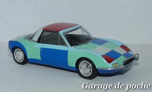 MATRA 530 LX Sonia Delaunay 1967