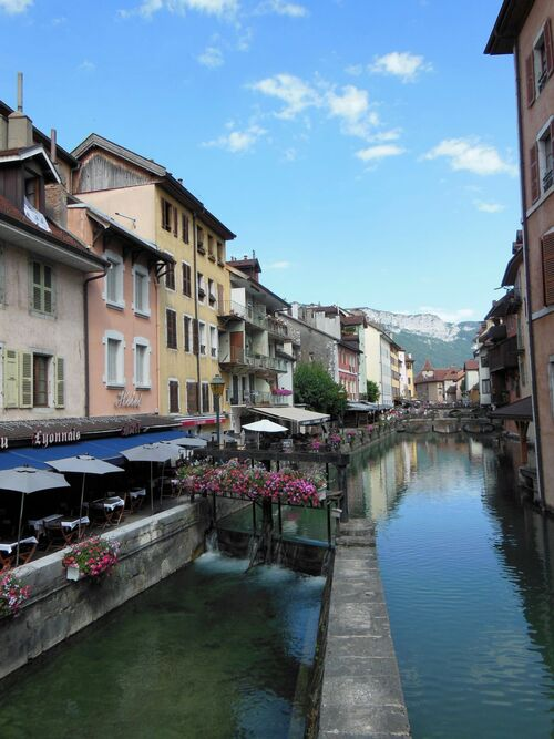Juillet Haute Savoie