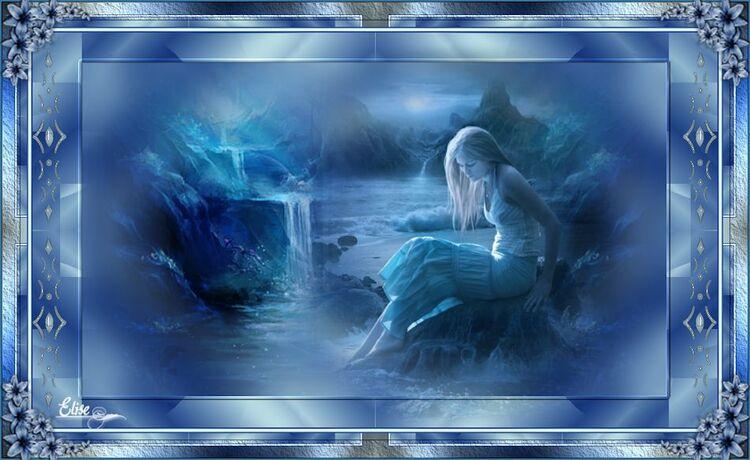 la fée du lac   de Cloclo