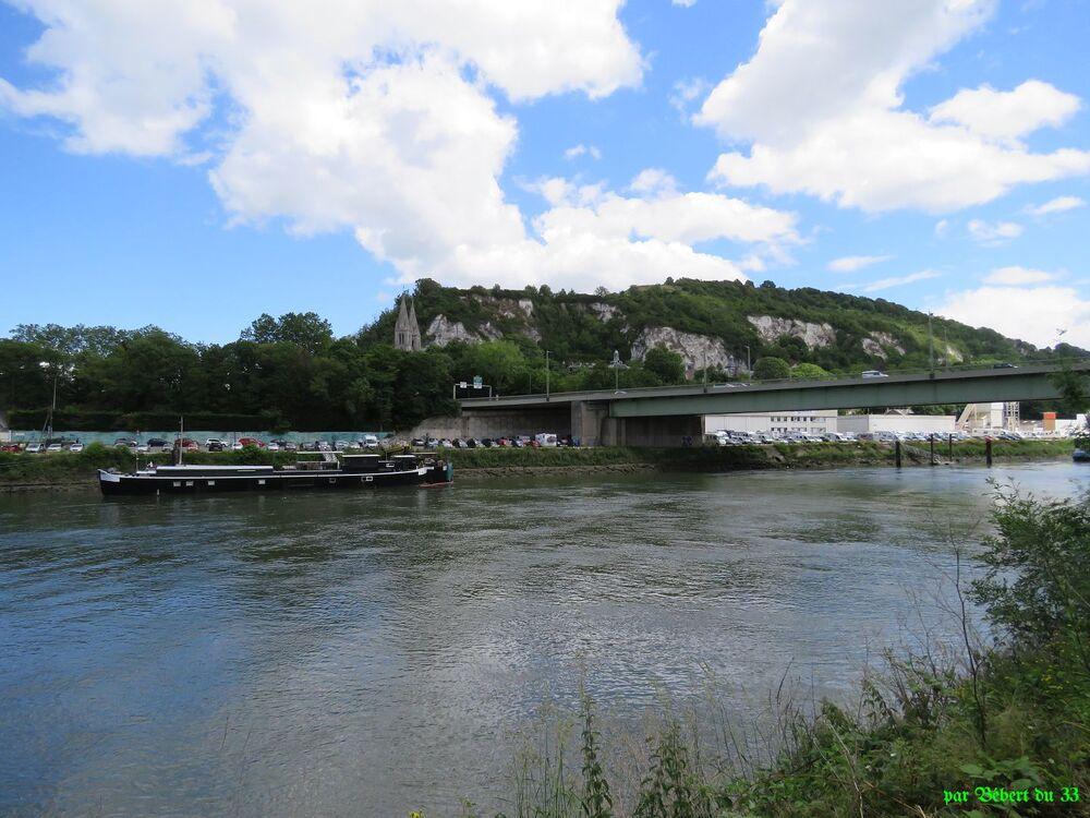 Rouen dans la Seine Maritime
