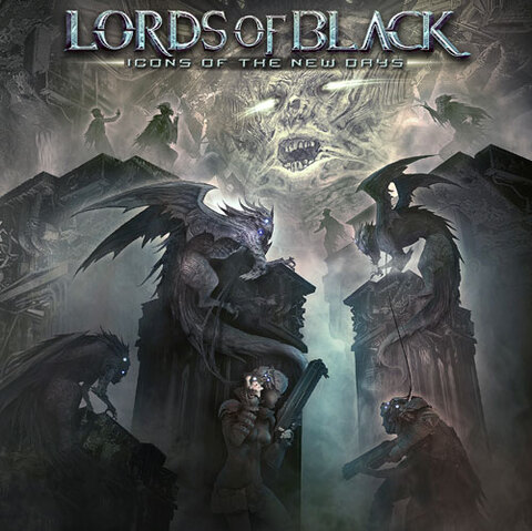 "LORDS OF BLACK - ""World Gone Mad"" (Clip)"