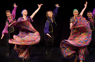dance ballet folklore russian gypsy dance