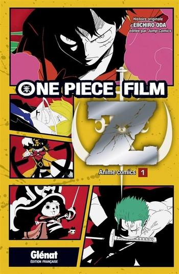 One piece - Film Z Tome 01 - Eiichiro Oda