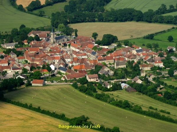 Le Châtillonnais à tire d'ailes : aujourd'hui le canton de Baigneux les Juifs