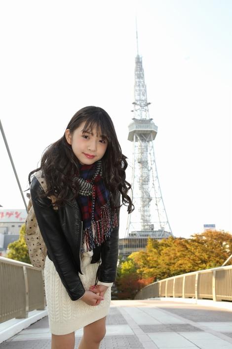 Models Collection : ( [HUSTLE PRESS] - |2017.02.22| Feature / Ruka Mishina/三品瑠香 ( Wa-Suta/わーすた ) : 故郷に銅像立てたいにゃん(仮) )