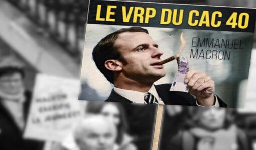 Macron capitule face au Diktat du MEDEF et de l'UE : les « nouveaux Jours heureux » se feront sans et contre eux ! #Macron20h02 #COVID2019 (IC.fr-13/04/20)