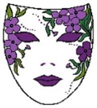 Nouveau ..... Mini SAL Masque Venise 2020 !