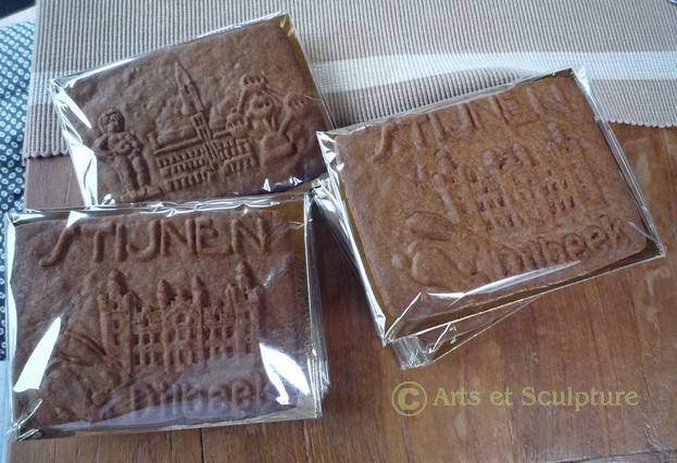 hand made speculaas mold - Arts et Sculpture: sculpteur, artisan d'art