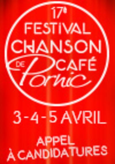 Pornic - Festival de la Chanson de café - 2020 - Appel candidature