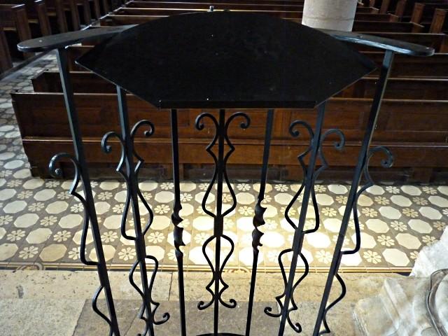 Gorze église Saint-Etienne 45 Marc de Metz 2001