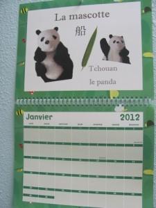 calendrier a
