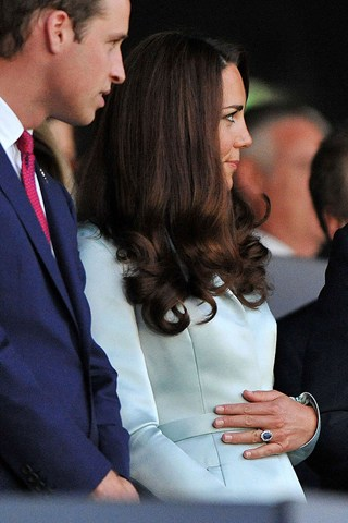 Kate Middleton : enceinte