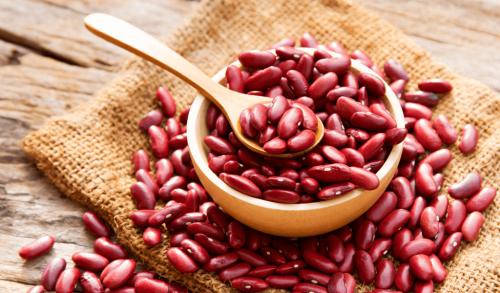 Les haricots pour perdre du poids