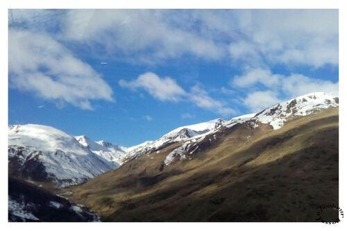 Un petit tour en montagne...