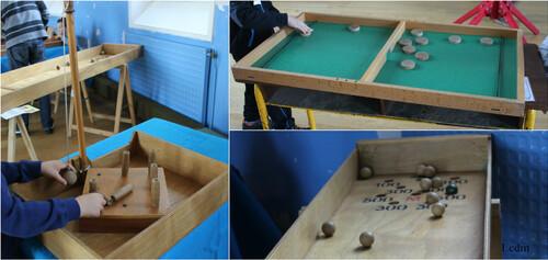 Jeux traditionnels de Bretagne et d'ailleurs