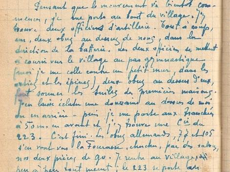 04*1914: Novembre du 1er au 11- bois de Bénamont - la Fourasse.
