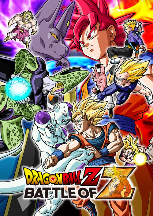 Dragonball Z : Battle of Z