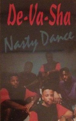 DE-VA-SHA (EX CODE 3) - NASTY DANCE (1992)