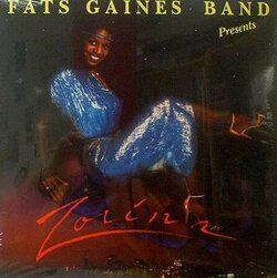 Fat Gaines Band Presents Zorina - Born To Dance - Complete LP