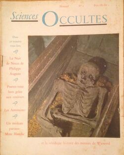 Les Antoinistes (Sciences Occultes n°2)