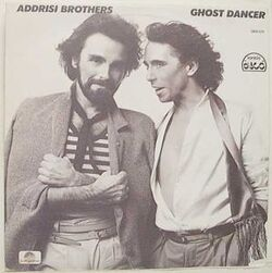 Addrisi Brothers - Ghost Dancer - Complete LP