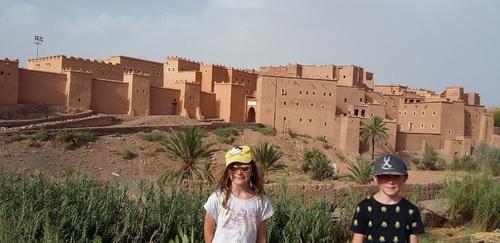 Ouarzazate et les oasis du Sud