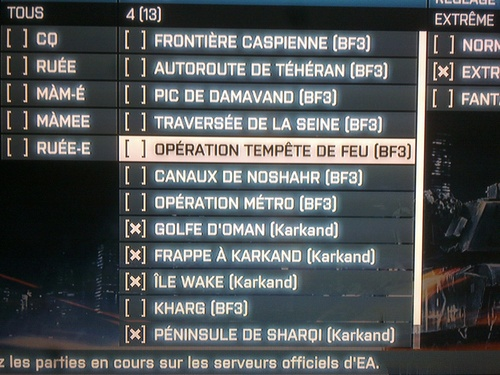 Battlefield 3, Back to Karkand disponible aujourd'hui ?